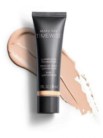 Base de Maquillaje Luminosa TimeWise 3D