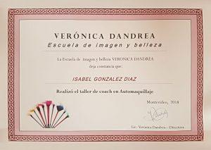 Certificado Coach en Automaquillaje
