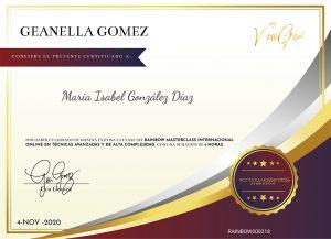 Geanella Gomez